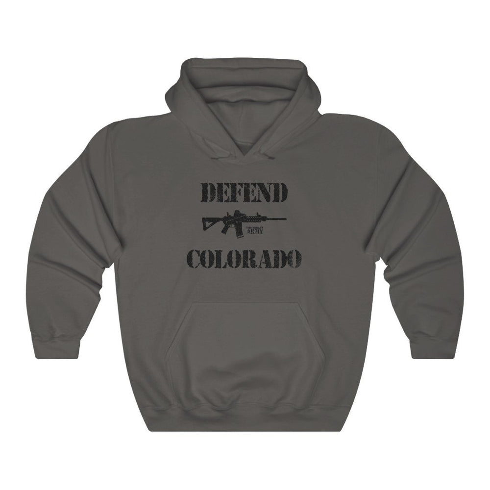 """Defend Colorado"" Men's Hoodie"