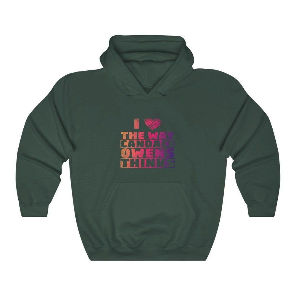 """I Love The Way Candace Thinks"" Women's Hoodie/Sweatshirt"