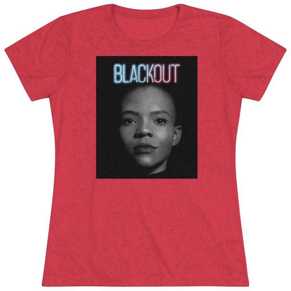 """BLACKOUT"" Women's T-Shirt"