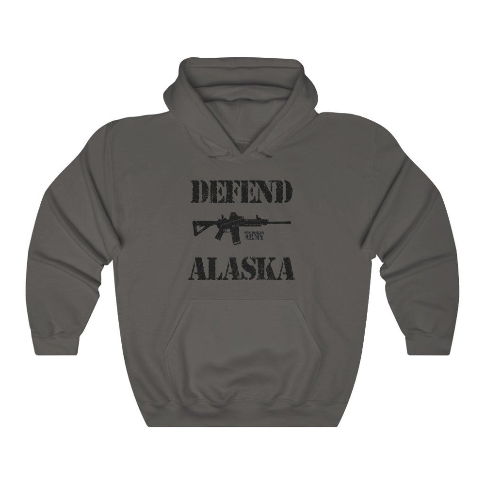 "Load image into Gallery viewer, ""Defend Alaska"" Women's Hoodie"