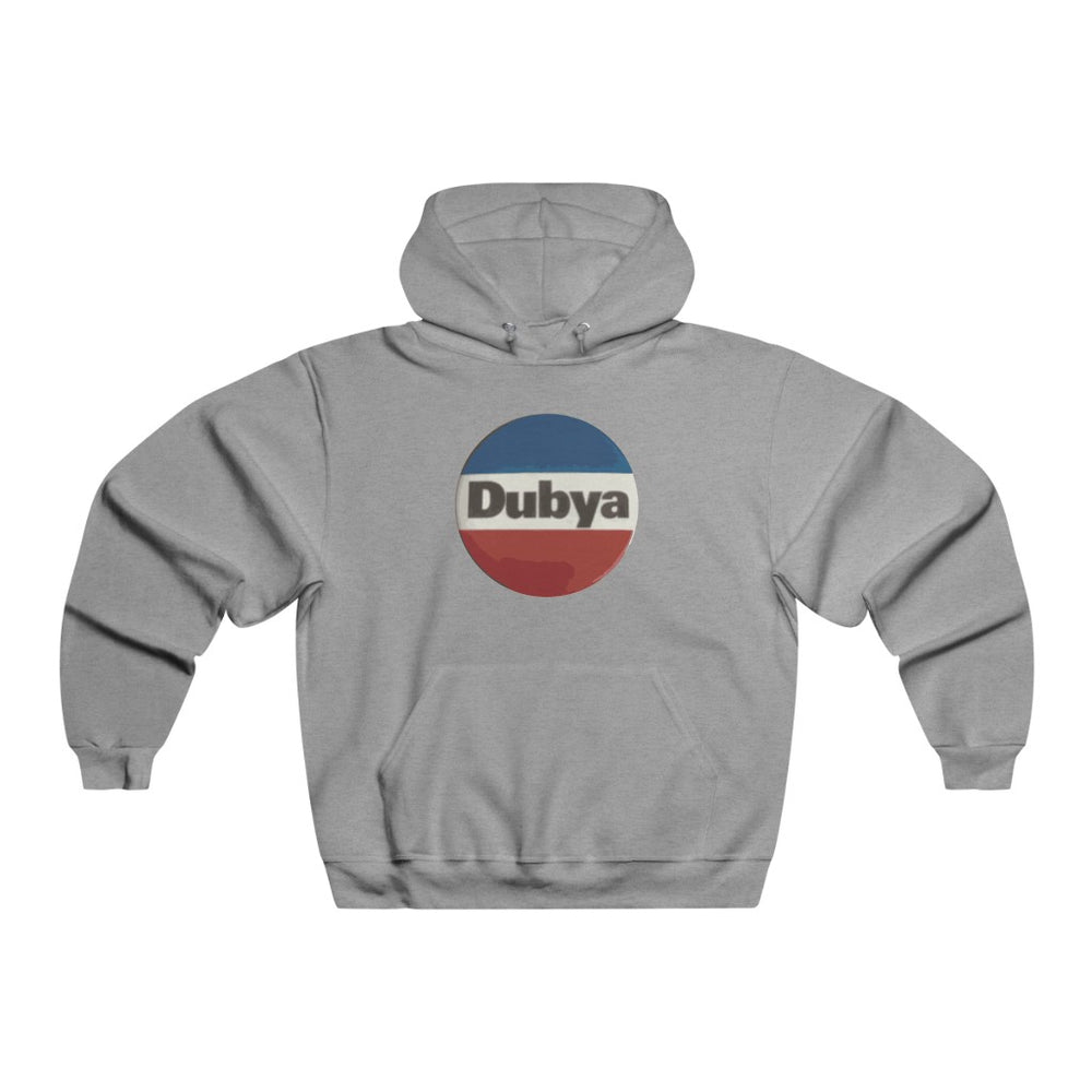 "Load image into Gallery viewer, ""DUBYA"" Men's Hoodie/Sweatshirt"