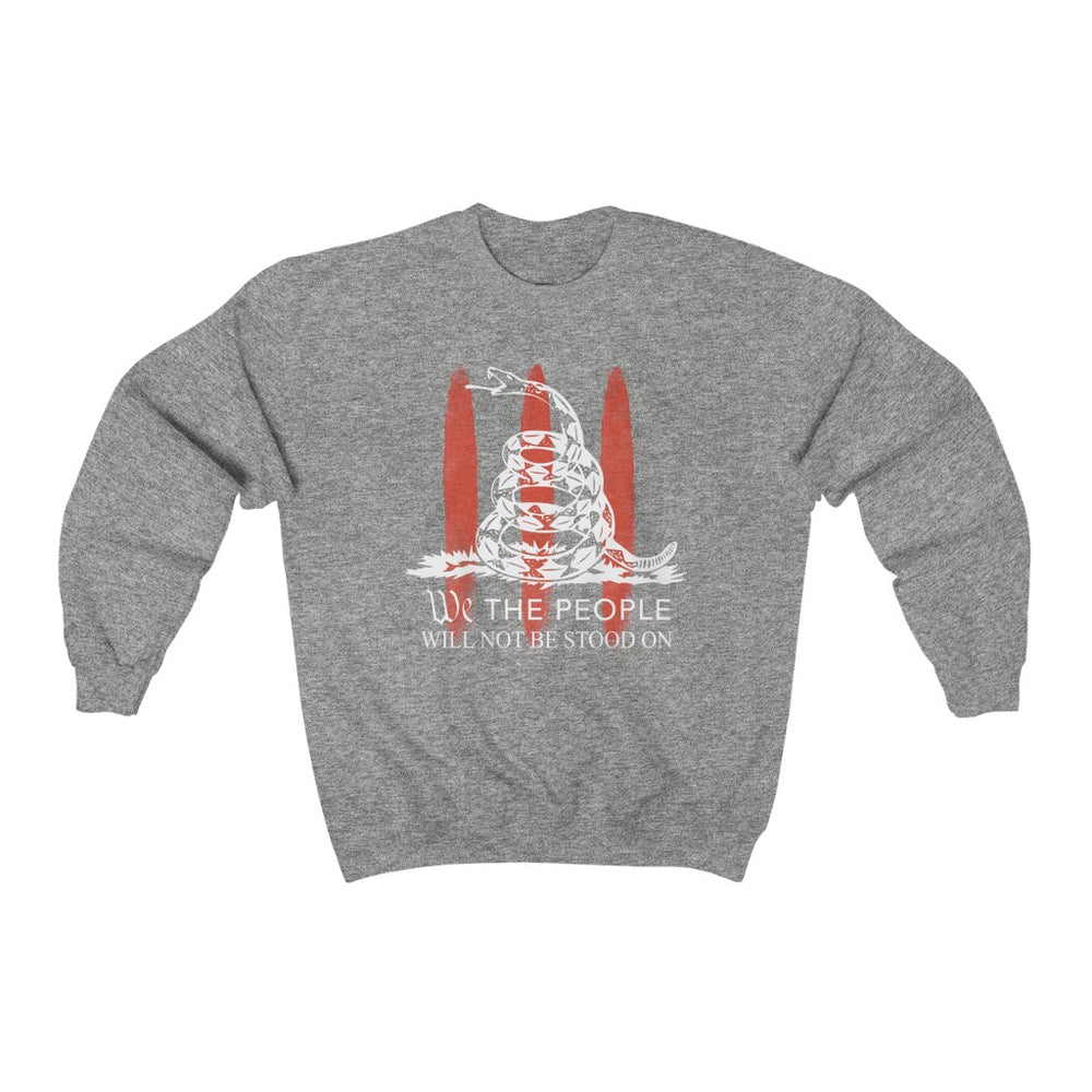 """We The People"" Men's Crewneck Sweatshirt"