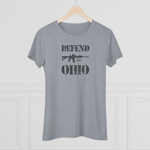 """Defend Ohio"" Women's T-Shirt"