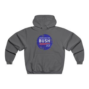 "Load image into Gallery viewer, ""Americans for Bush '88"" Men's Hoodie/Sweatshirt"