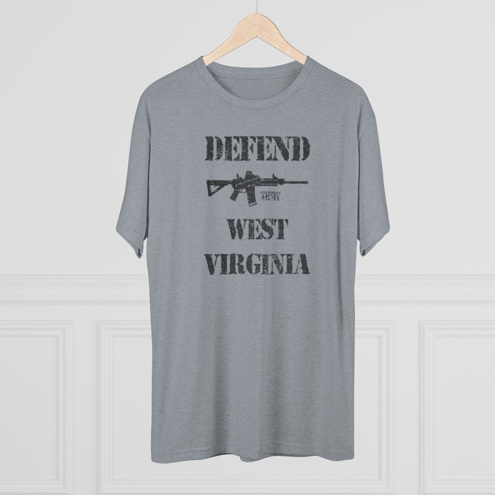 """Defend West Virginia"" Men's T-Shirt"