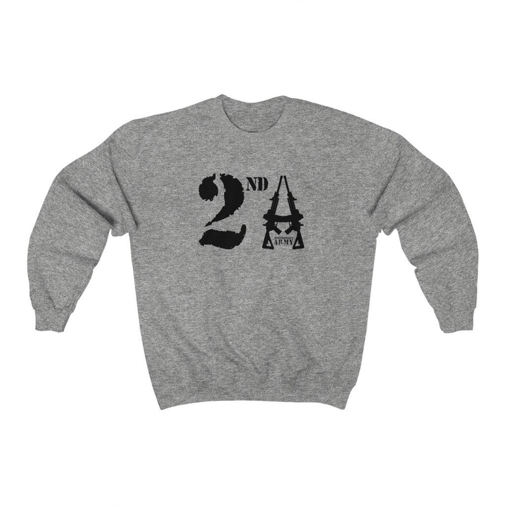 """Stinchfield's Army 2nd AR-15"" Women's Crewneck Sweatshirt"