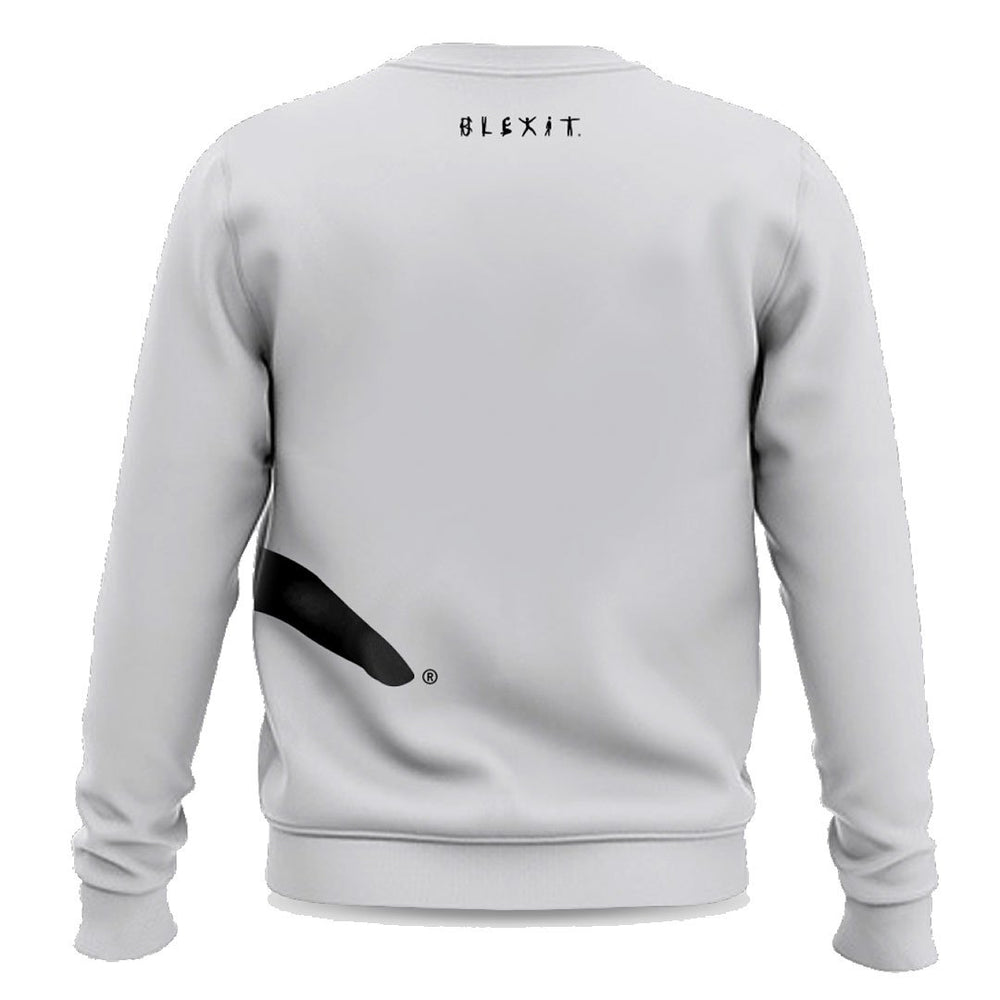 """BLEXIT Full Logo"" Men's Sweatshirt"