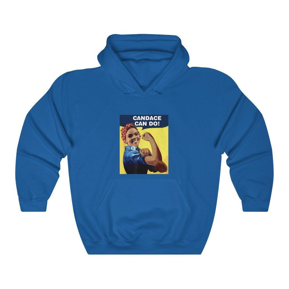 "Load image into Gallery viewer, ""Candace Can Do!"" Women's Hoodie/Sweatshirt"