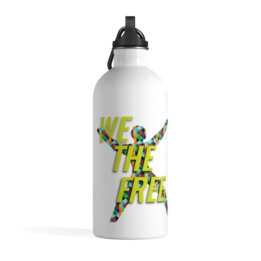 """We The Free"" Water Bottle"