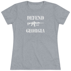 """Defend Georgia"" Women's T-Shirt"