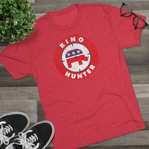 """Rino Hunter"" Men's T-Shirt"