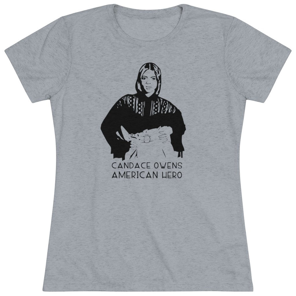 "Load image into Gallery viewer, ""American Hero"" Women's T-Shirt"