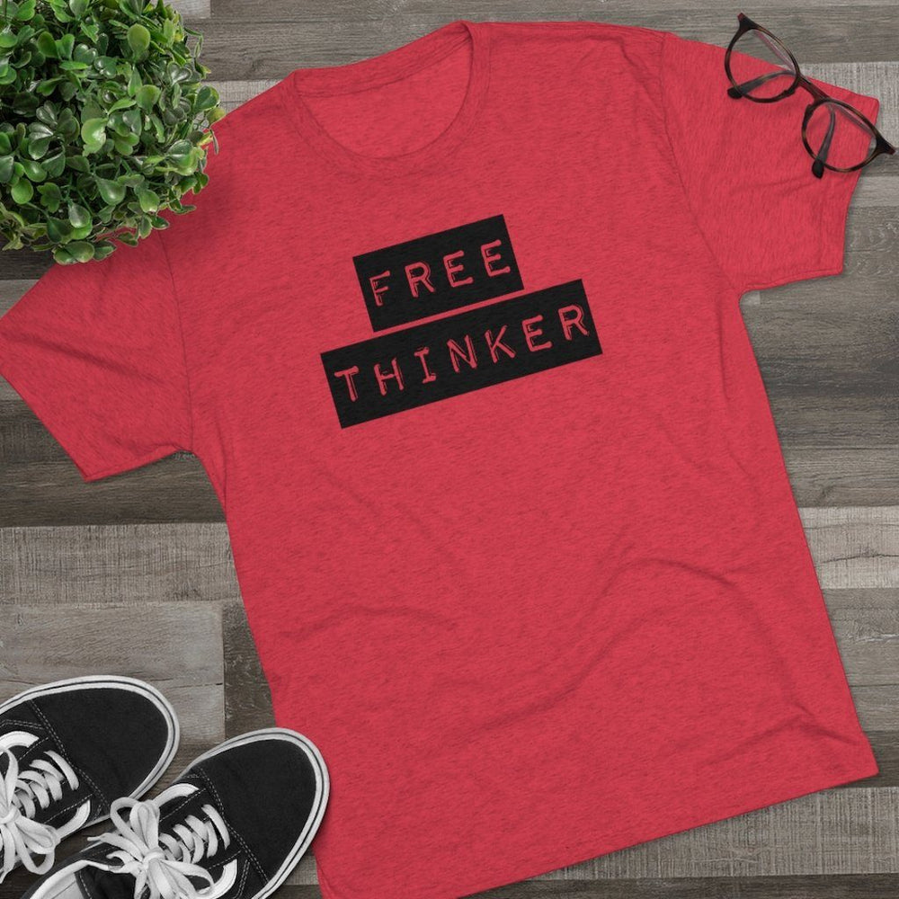 """Free Thinker"" Men's T-Shirt"