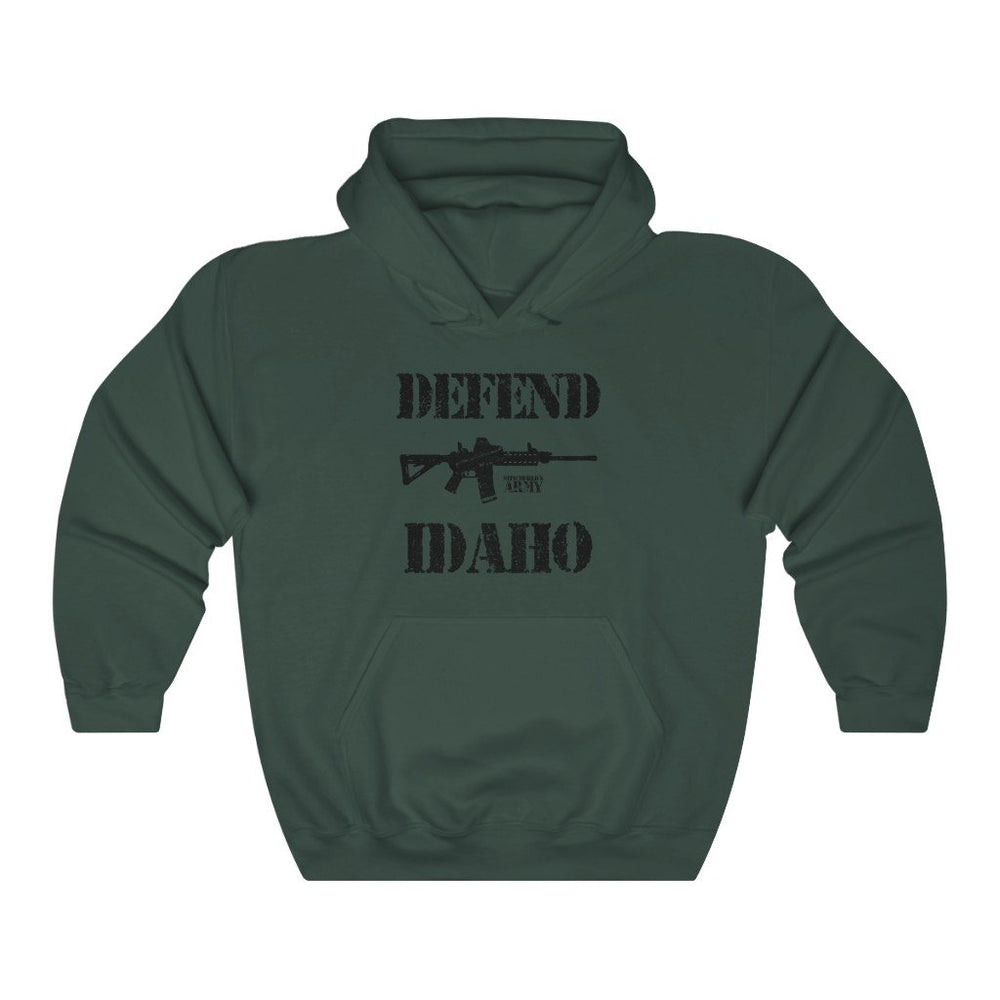 "Load image into Gallery viewer, ""Defend Idaho"" Men's Hoodie"