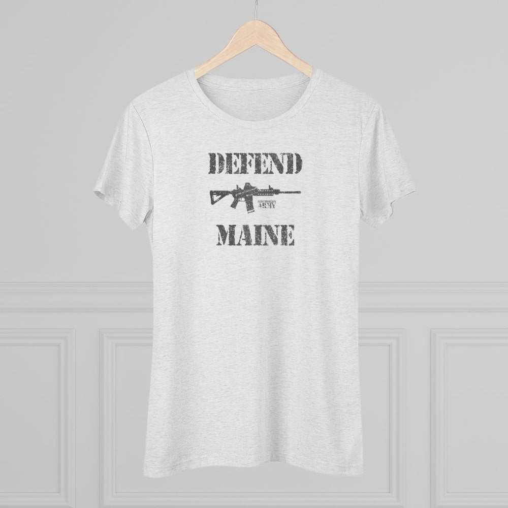 """Defend Maine"" Women's T-Shirt"