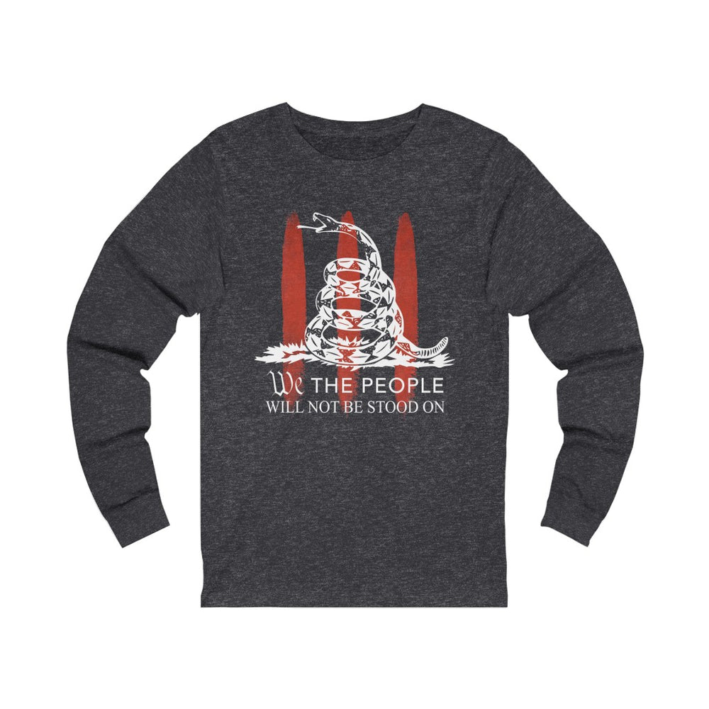 "Load image into Gallery viewer, ""We The People"" Men's Long Sleeve Tee"