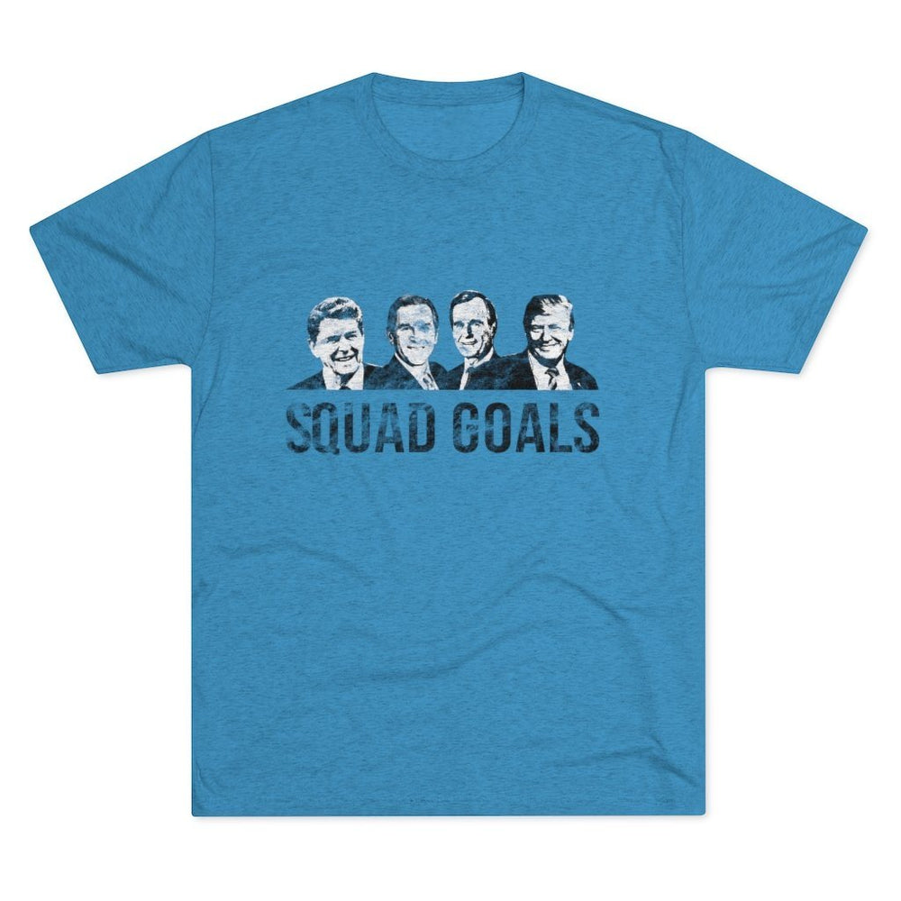"""Squad Goals"" Men's T-Shirts"