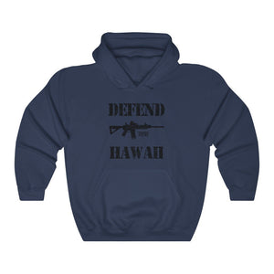 "Load image into Gallery viewer, ""Defend Hawaii"" Women's Hoodie"