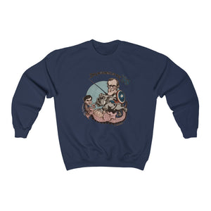 """Dragonslayer '88"" Women's Crewneck Sweatshirt"
