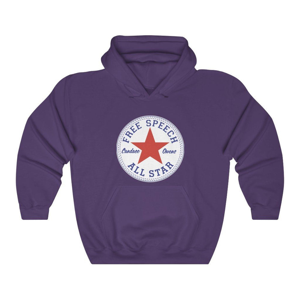 "Load image into Gallery viewer, ""ALL STAR"" Women's Hoodie/Sweatshirt"