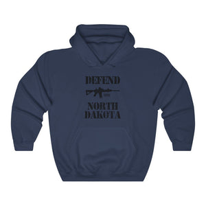 """Defend North Dakota"" Women's Hoodie"