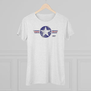 "Load image into Gallery viewer, ""Stinchfield's Army Retro Logo"" Women's T-Shirt"