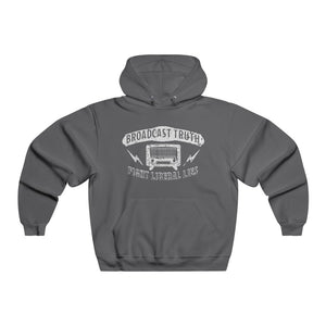 """Broadcast Truth"" Women's Hoodie/Sweatshirt"