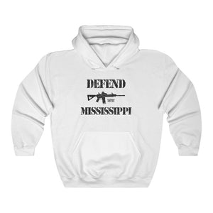 "Load image into Gallery viewer, ""Defend Mississippi"" Men's Hoodie"