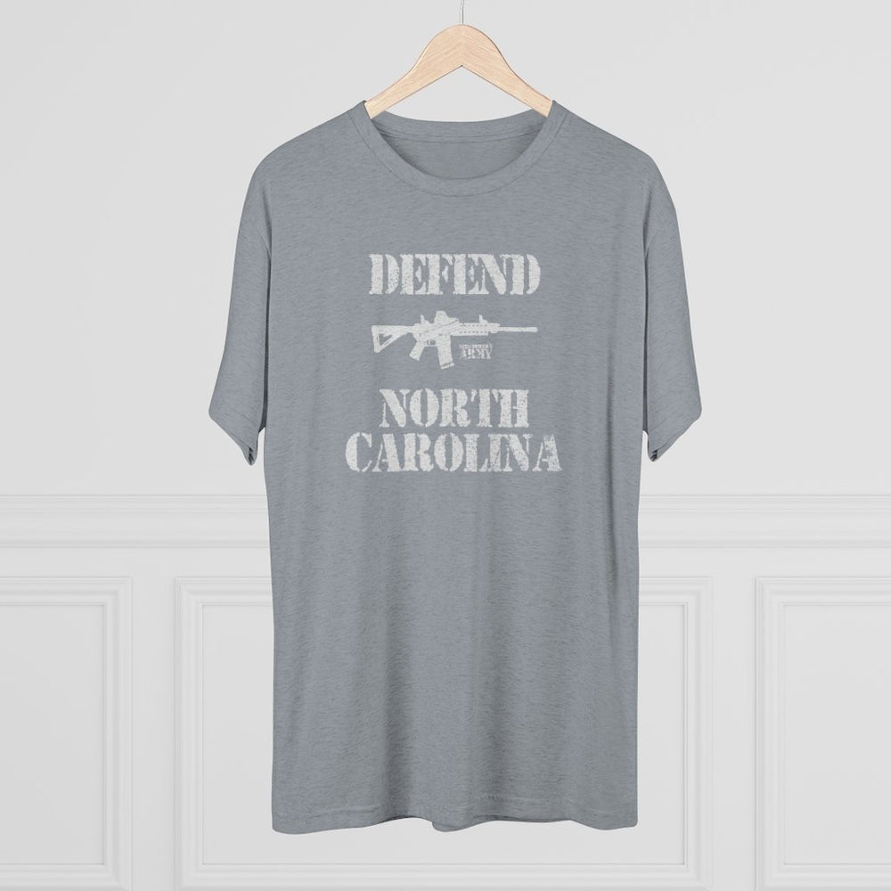 "Load image into Gallery viewer, ""Defend North Carolina"" Men's T-Shirt"