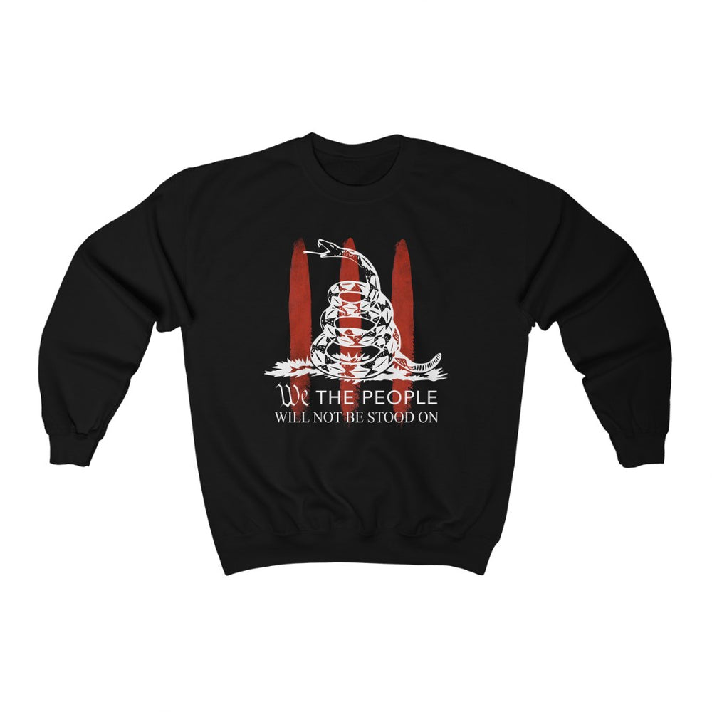 """We The People"" Women's Crewneck Sweatshirt"