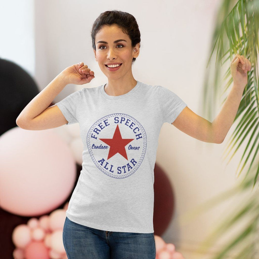 "Load image into Gallery viewer, ""ALL STAR"" Women's T-Shirt"