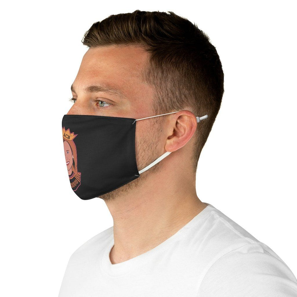 "Load image into Gallery viewer, ""The Glorious ACB"" Face Mask"