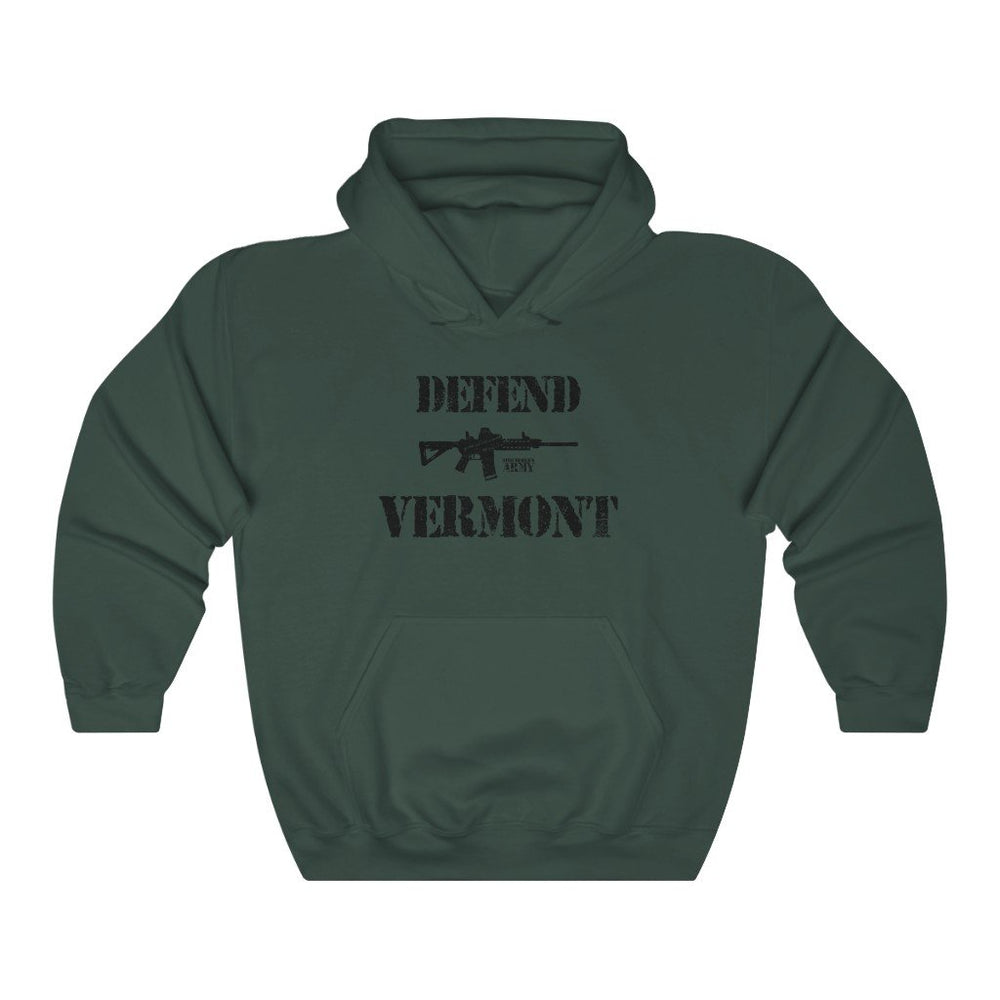 "Load image into Gallery viewer, ""Defend Vermont"" Men's Hoodie"