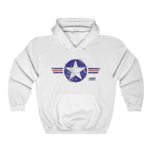 "Load image into Gallery viewer, ""Stinchfield's Army Retro Logo"" Men's Hoodie"