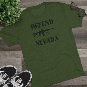 """Defend Nevada"" Men's T-Shirt"