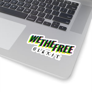 """We The Free"" Sticker"