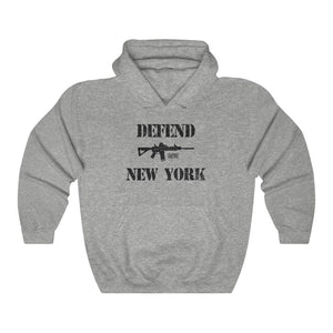 """Defend New York"" Women's Hoodie"