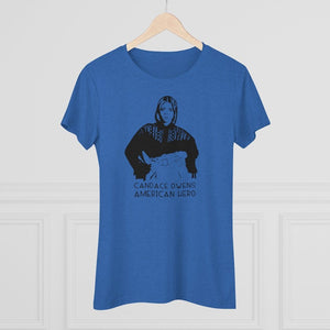 """American Hero"" Women's T-Shirt"