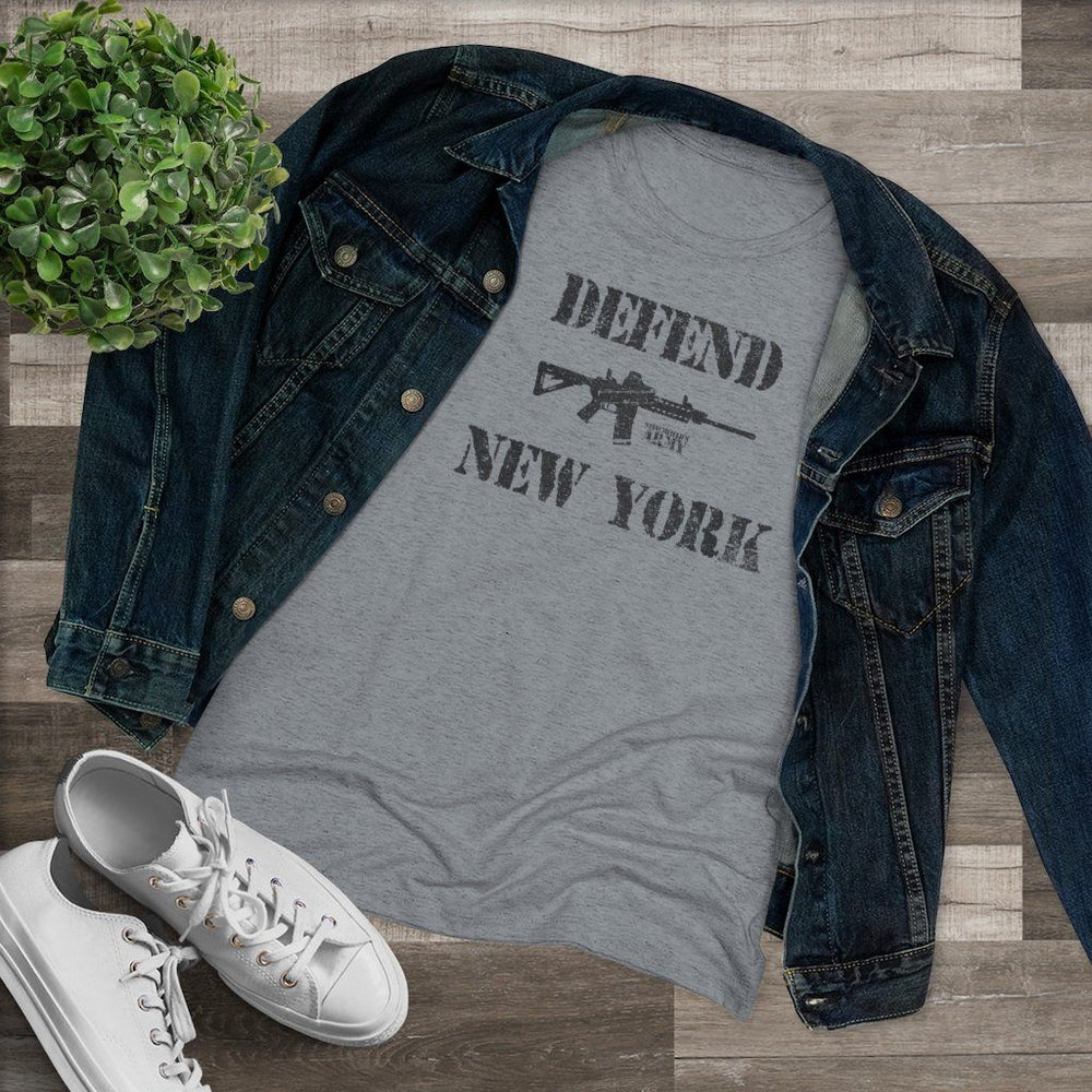 """Defend New York"" Women's T-Shirt"