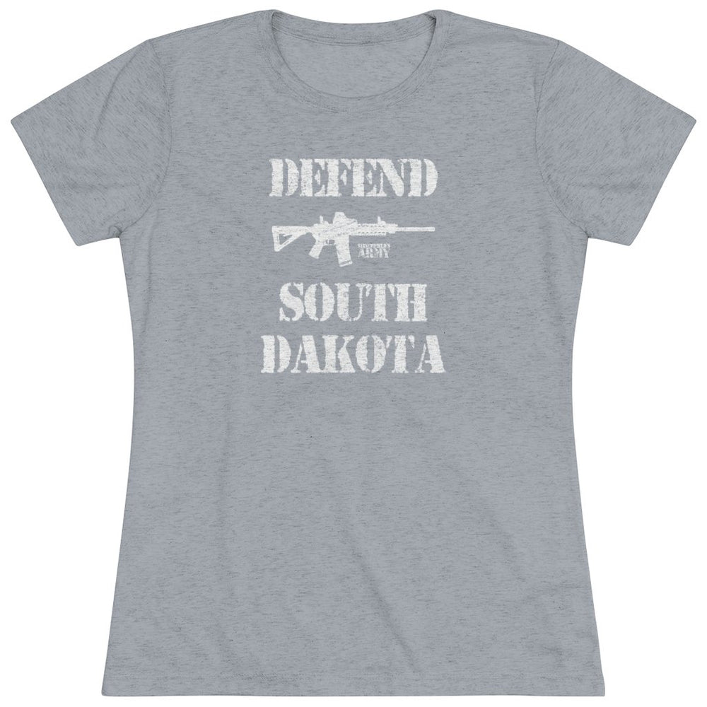 """Defend South Dakota"" Women's T-Shirt"