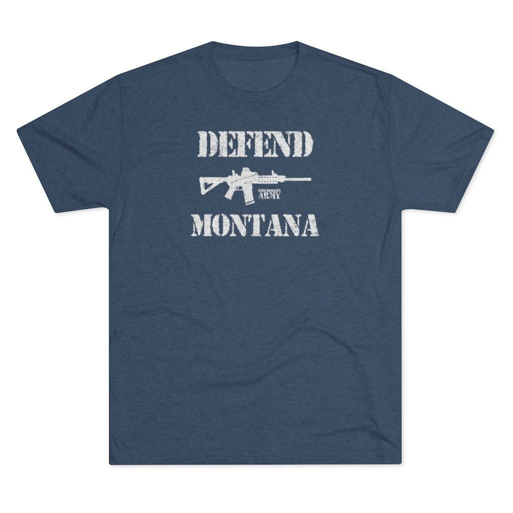 """Defend Montana"" Men's T-Shirt"