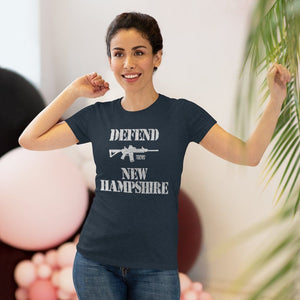 """Defend New Hampshire"" Women's T-Shirt"