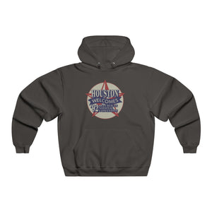 """Houston Welcomes RNC '92"" Men's Hoodie/Sweatshirt"