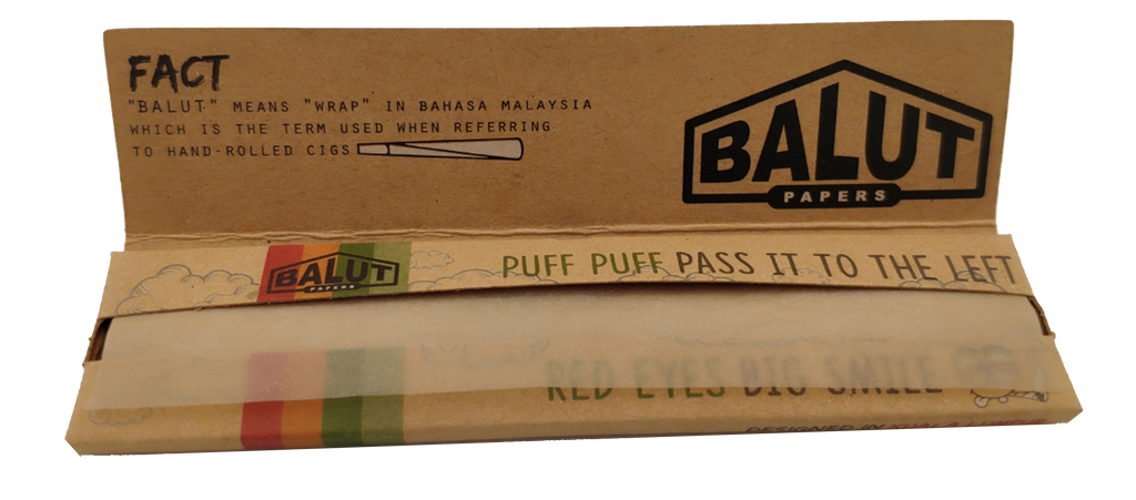 Balut King Size Slim Premium Papers