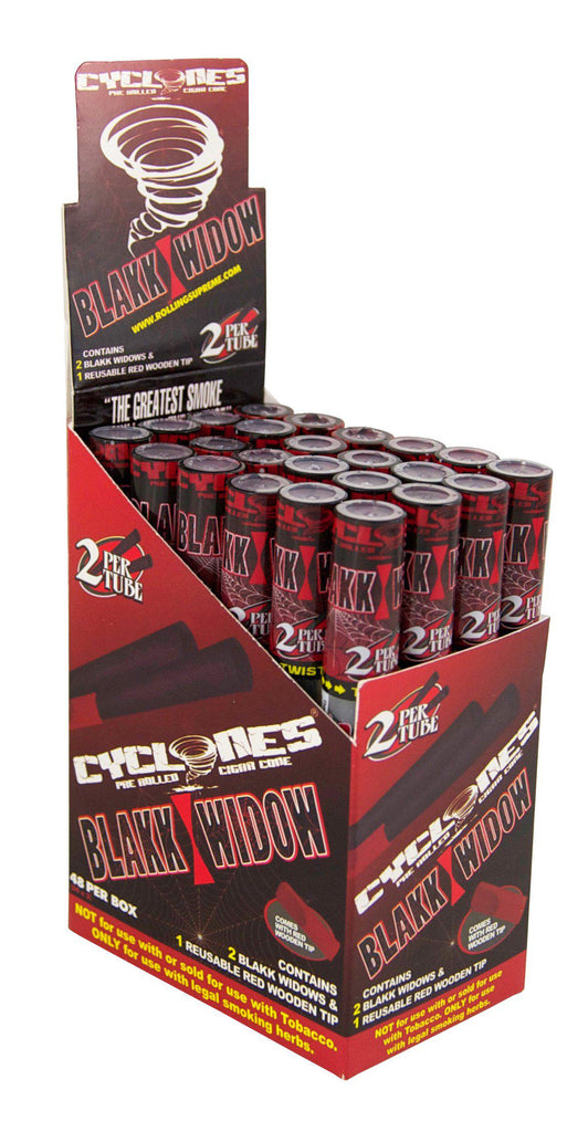 Cyclones Blakk Widow 2X