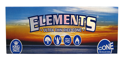 Elements Cones King Size