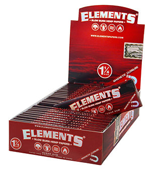 Elements Red 1 ¼