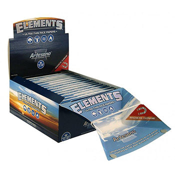 Elements Artesano - King Size Slim (with tips)
