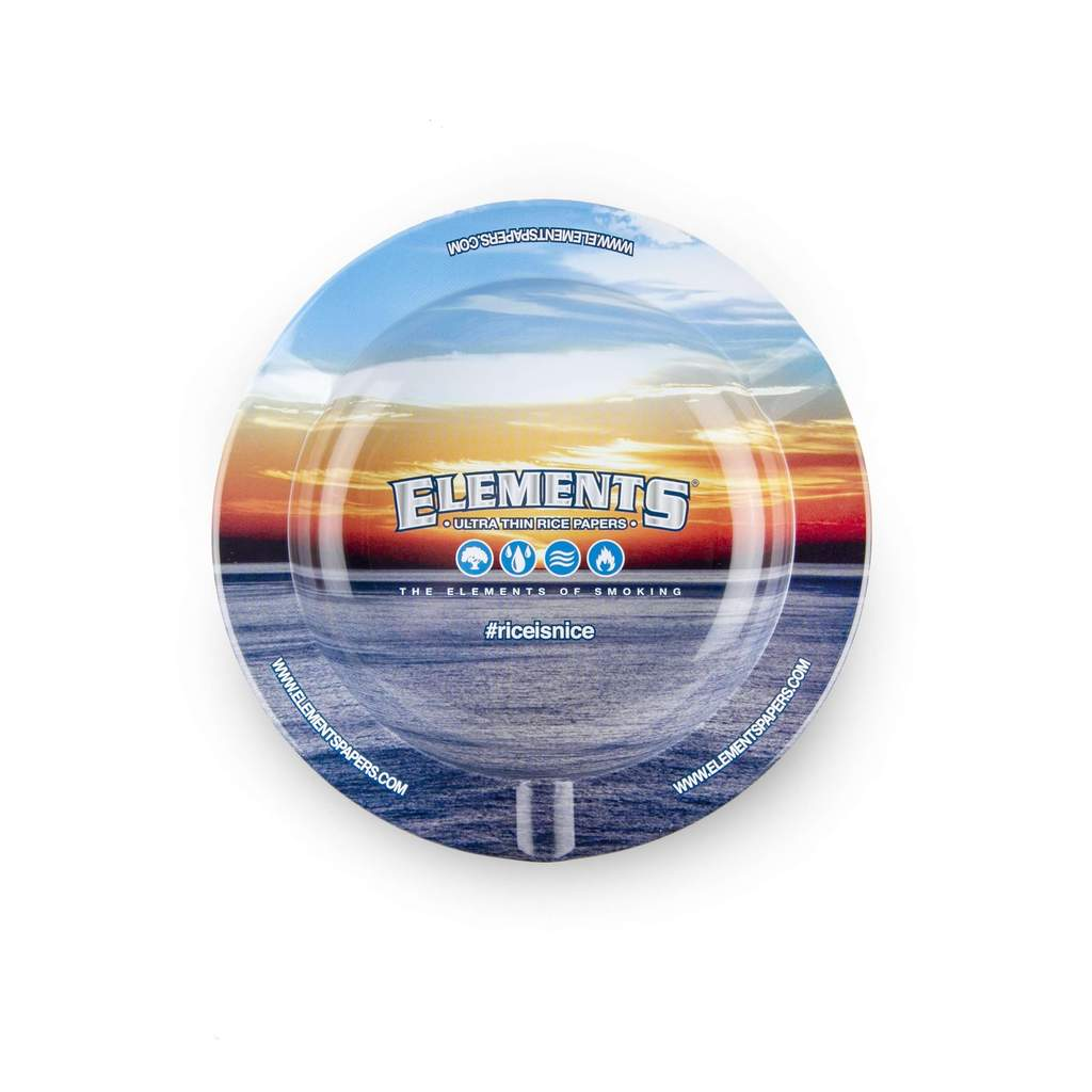 Elements Ashtray ( Blue )