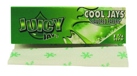 Juicy Jays Flavoured Papers - 1¼ size
